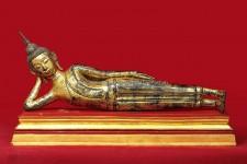 พระบูชา สมัยอยุธยา ปางไสยาสน์