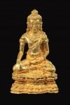 พระกริ่ง ศิลป์ลพบุรี หลวงพ่อแพ วัดพิกุลทองรุ่นแรก เนื้อทองคำ ปี 2512 หายากครับ