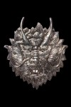 เหรียญมังกรหลวงพ่อประเทือง วัดหนองย่างทอย จ.เพชรบูรณ์   ปี2536