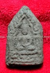 พระขุนแผนกุมารทอง หลวงพ่อฑูรย์ วัดโพธิ์นิมิตร รุ่นแรก เนื้อดินเจ็ดป่าช้า ปี2495 กุรงเทพฯ