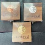 เหรียญกอร์กอน รุ่น 2 จากรายการช่องส่องผี ครบชุด